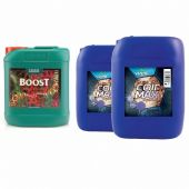Buy CANNA BOOST 5L And get Vitalink MAX 10L Coir for ONLY £49.99